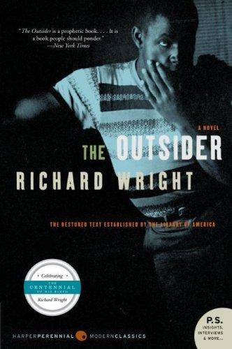a summary of the outsider a book by richard wright