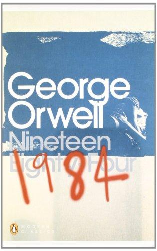 Modern Book Cover Quotes ~ Bookmarks nineteen eighty four penguin modern