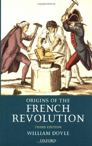 origins of french revolution essay The american revolution inspired many people around the world in the ideas of democracy and this was certainly true of france, which had.