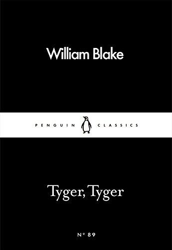 tyger anthology poem summry English romantic poetry: an anthology (dover thrift editions) [william blake, william wordsworth, samuel taylor coleridge, lord byron the tyger [tiger], fr songs of experience by william blake when we two parted by george gordon byron.