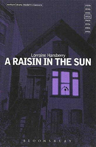 the will of maria in a raisin in the sun a play by lorraine hansberry