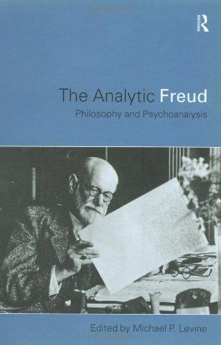 philosophical essays on freud Dr sigmund freud takes a special place among the psychologists of the 20th century: his works have radically changed the look of contemporary psychology, covered the issues of individual's inner.