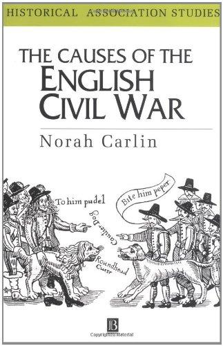 what caused the english civil war