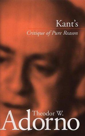 Kant's View of the Mind and Consciousness of Self