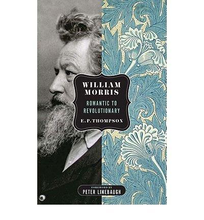 william morris his philosophy and working William f buckley engages community organizer sal alinsky regarding his actions and guiding philosophy .