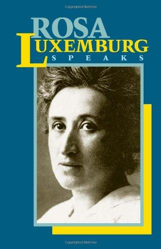 analysis of rosa luxembourgs first major political work reform or revolution Rosa luxemburg increasingly came into collision with the spd machine, whose stultifying effect she contrasted to the social explosions in the first russian revolution of 1905-07 luxemburg was a real internationalist, participating in the revolutionary movements in three countries.