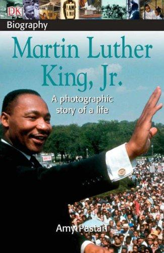 Bookmarks Martin Luther King Jr Dk Biography Amy Pastan