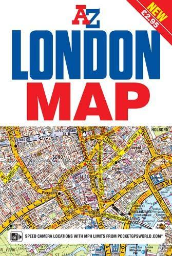 Bookmarks London Map : Geographers A-Z Map Company Ltd on submarine map, meteorologist map, artist map, the national map, explorer map, ptolemy map,